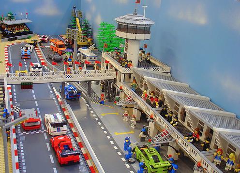 Lego Le Mans