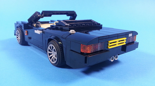 Lego TVR S3 Auto Trader