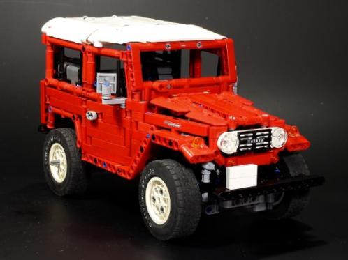 Lego Technic Toyota Land Cruiser