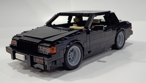 Lego Buick GNX