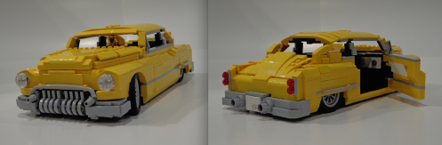 Lego Buick Special