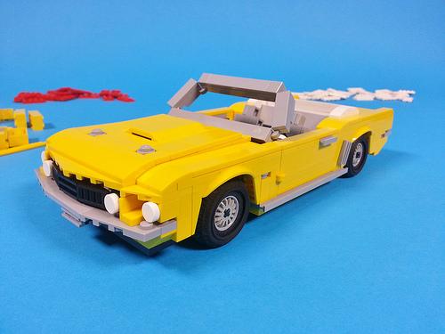 Yellow Mustang15340061403_25bc2944e5