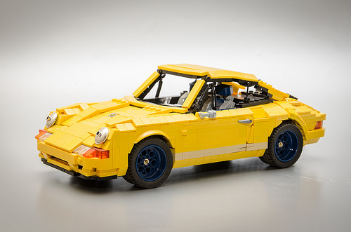 Yellow Porsche15201528773_485c64624c