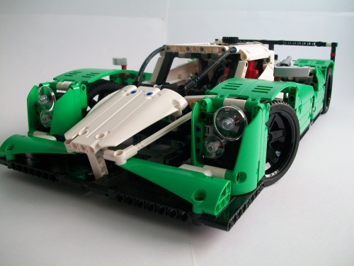 Lego Technic 24 Hours Race Car