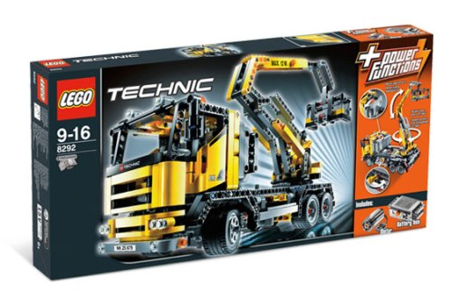 Lego 8292 Cherry Picker