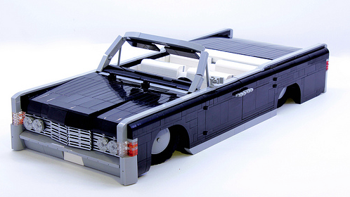 Lego Lincoln Lowrider