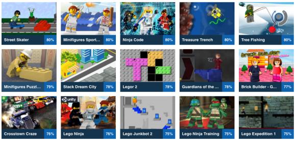 Free Lego Games