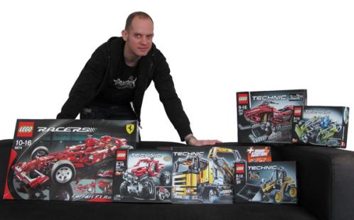 Nathanael Kuipers Lego