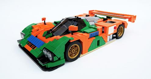 Lego Mazda 787B Le Mans