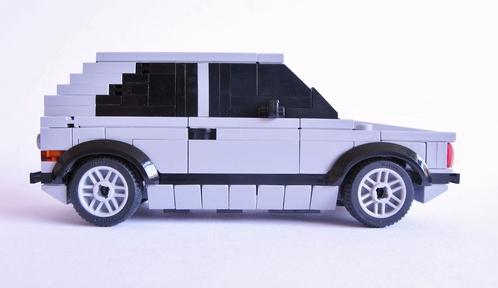 Lego Volkswagen Golf GTI Mark 1
