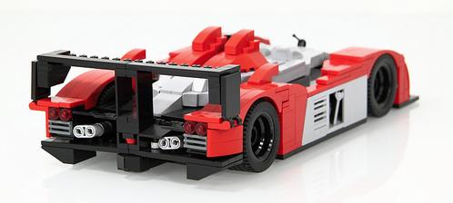Lego Audi R10