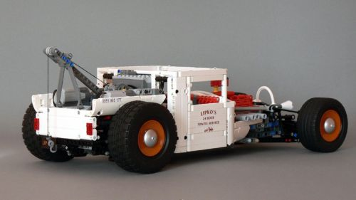 Lego Technic Hot Rod Wrecker