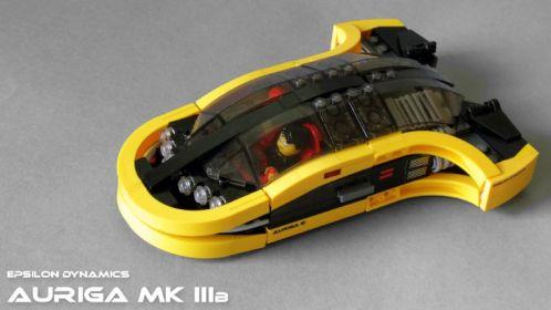 Lego Hovercar