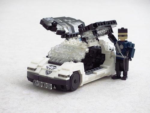 Lego GM Ultralight Demolition Man