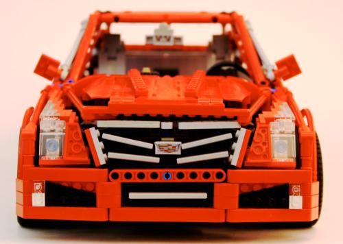 Lego Technic Cadillac ATS Supercar