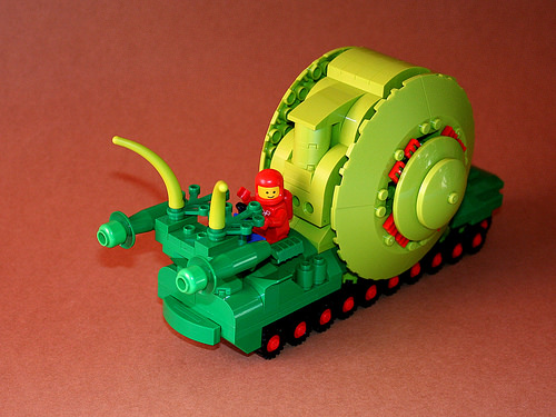 Crimso Snail