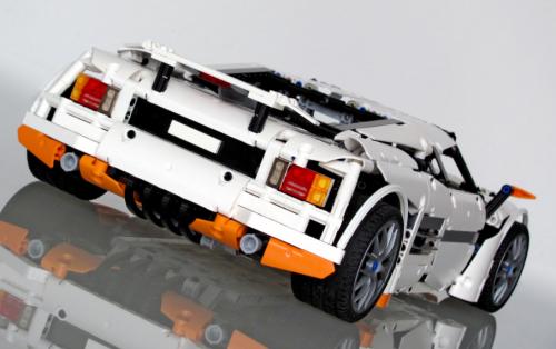Lego Predator Supercar