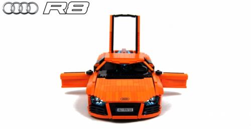 Lego Audi R8 V10