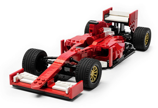 Formula Crash 2015 Lego Ferrari 2015 Formula 1