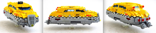 Lego The Fifth Element