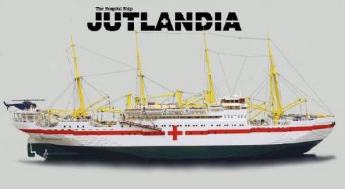Lego Jutlandia Ship