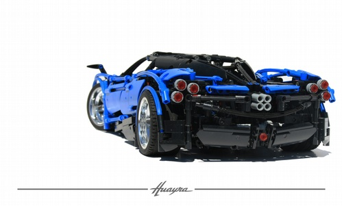 Lego Pagani Supercar