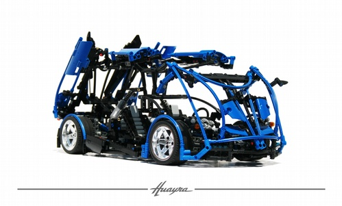 Lego Technic Pagani