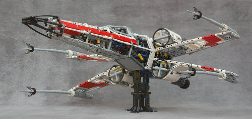 Lego Technic Star Wars X-Wing