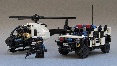 Lego Bullpup