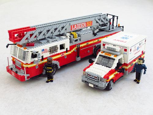 Lego FDNY