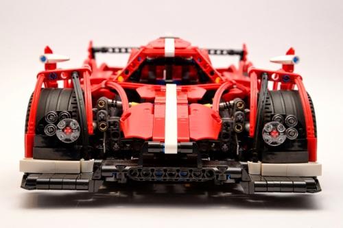Lego Technic Le Mans LMP1 Racer