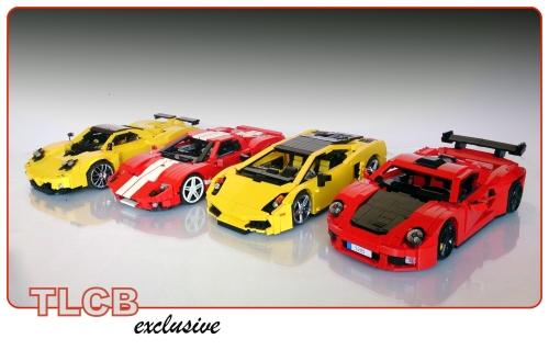 Firas Abu Jaber Lego