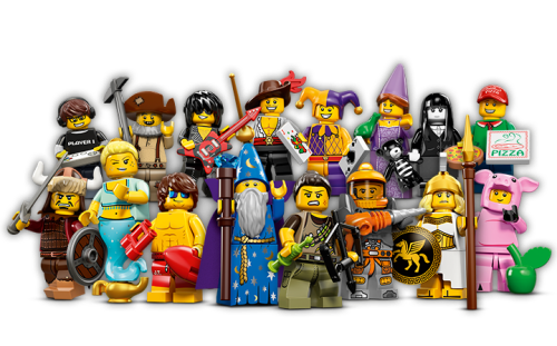 Lego Mini-Figures