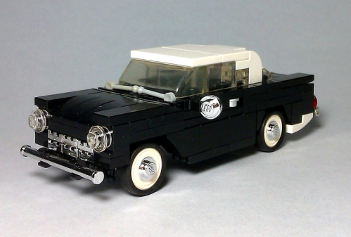 Lego Opel Rekord