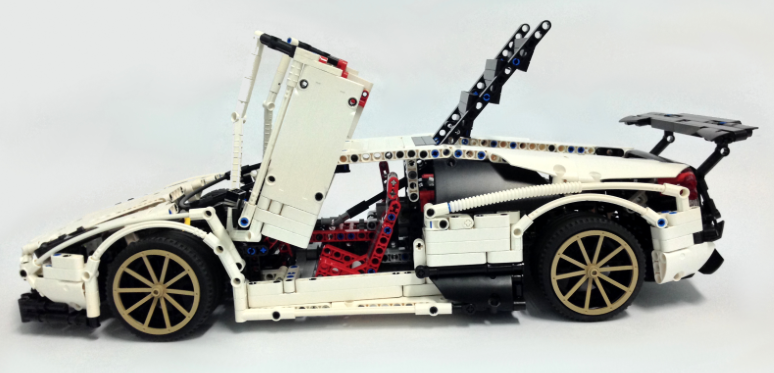 Lego Technic Lamborghini Auto Club