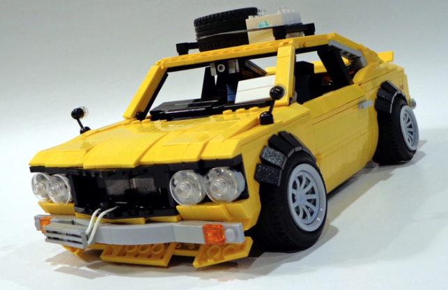Japan The Lego Car Blog Page