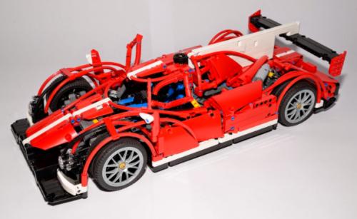 Lego Technic Endurance Racer