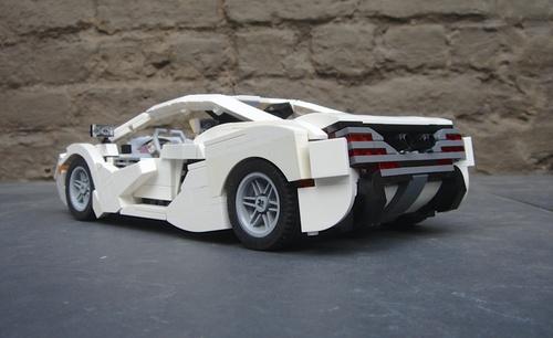 Lego Model Team McLaren