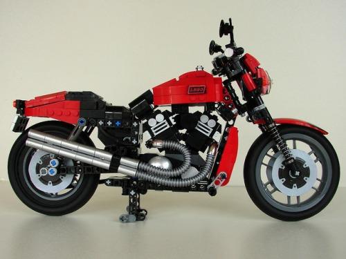 motorbike the lego car blog. Black Bedroom Furniture Sets. Home Design Ideas