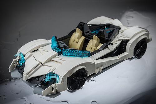 Lego McLaren Concept Car