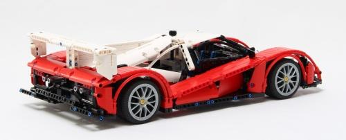 Lego Le Mans LMP1 Racer