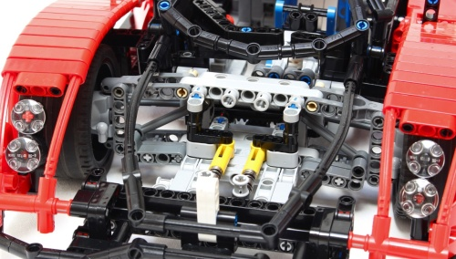 Lego Technic Suspension