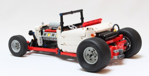 Lego Technic RC Hot Rod