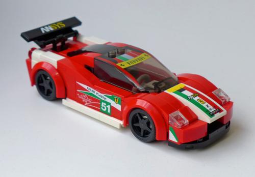 Lego Speed Champions Ferrari 458 Italia