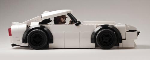 Lego Datsun Fairlady 240Z