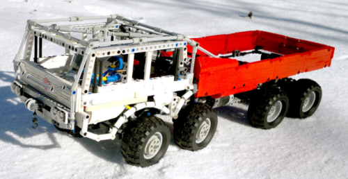 Lego Technic Tatra 8x8