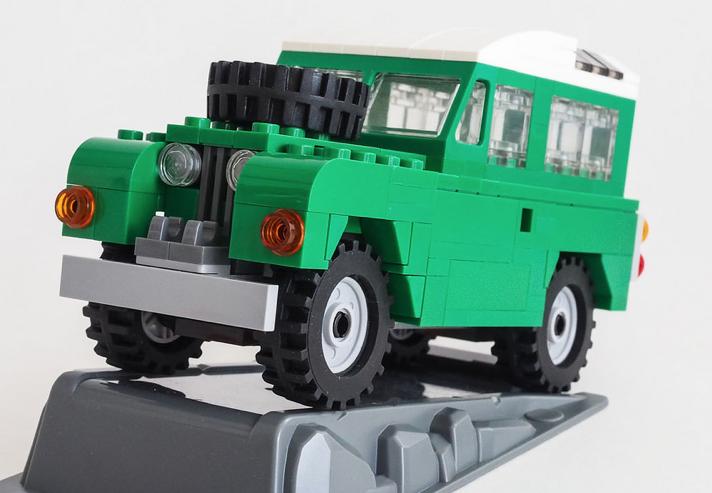 Land Rover | THE LEGO CAR BLOG