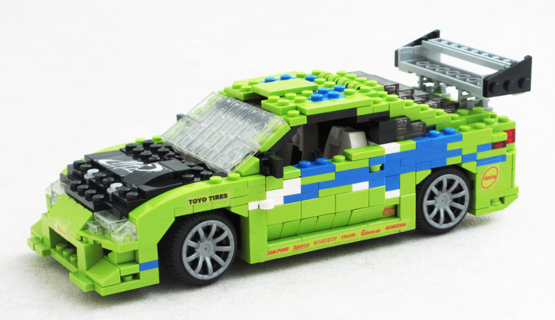 Eclipse The Lego Car Blog