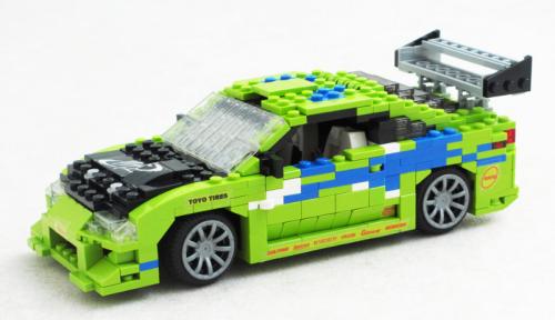 Lego Mitsubishi Eclipse