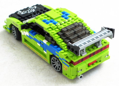 Lego Fast and Furious Mitsubishi Eclipse